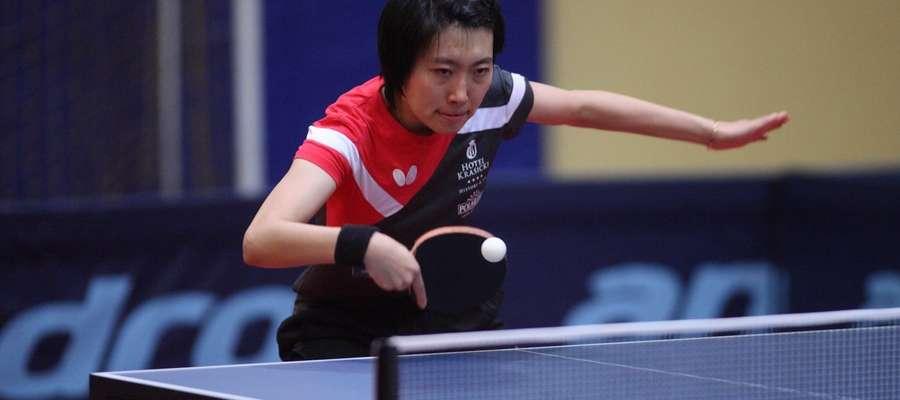 Kluczem do zwycięstwa Polmleku była świetna postawa Ma Wenting, która zdobyła dla swojej drużyny dwa punkty