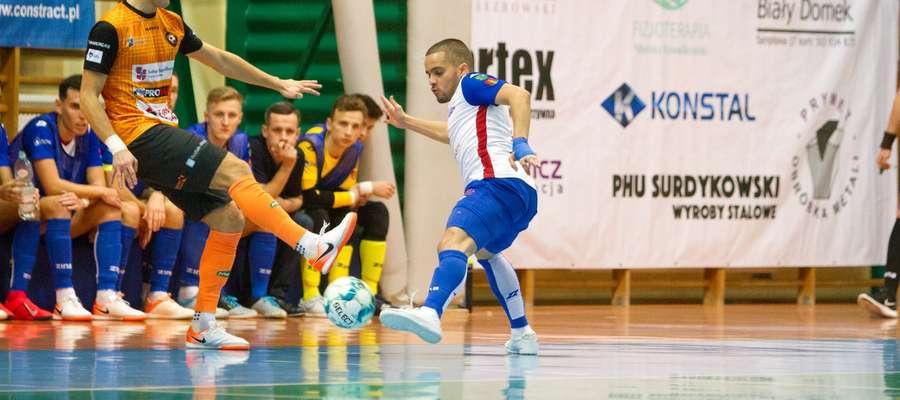 W poprzednim meczu z zespołem z Torunia poważnej kontuzji doznał Victor Diego