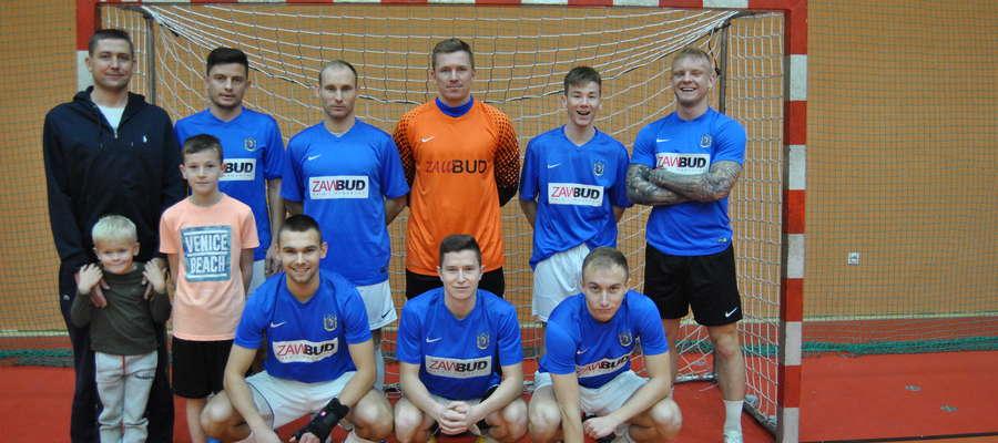 Zawbud Iława — mistrz Iławskiej Ligi Futsalu 2020