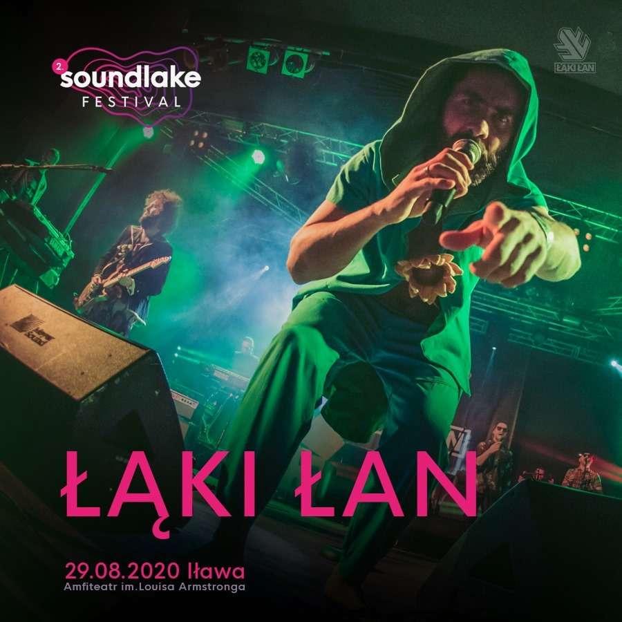 Łąki Łan wystąpią na Soundlake Festival - full image