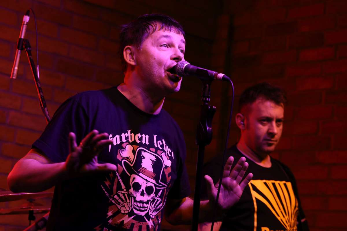 Kolejne legendy punk rocka w Mrągowie - full image