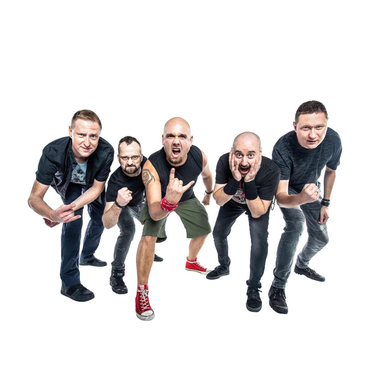 Nowa płyta i trasa Łydki Grubasa!   START - OLSZTYN 14.02.2020! - full image