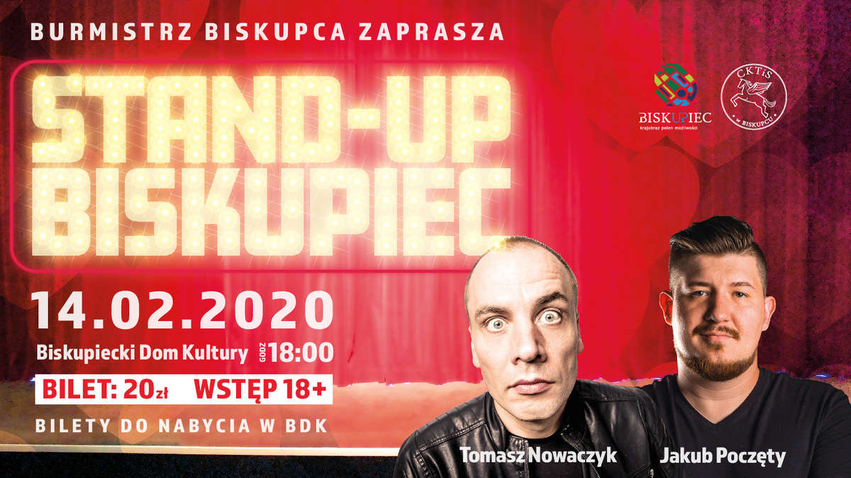 Stand-up w Biskupcu