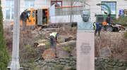 Sprawdziliśmy dla was: dlaczego w centrum Olsztyna wycinają drzewa? [ZDJĘCIA]