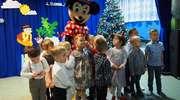 Wspólne zabawy, śpiew i wizyta św. Mikołaja