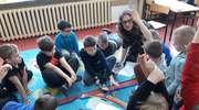 """Spotkanie z psychologiem w nowomiejskiej szkole """"Jedynce"""""""