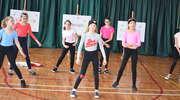 I Szkolny Konkurs Tańców Nowoczesnych w szkole w Marzęcicach