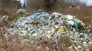 Nielegalne wysypisko odpadów w Sątopach-Samulewie [VIDEO, ZDJĘCIA]
