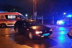 Wypadek w Reszlu, kolizje w Kętrzynie. Dwie osoby w szpitalu [ZDJĘCIA]