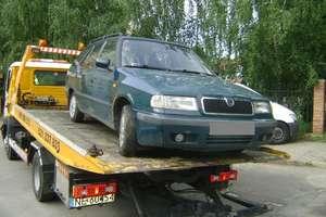 Straż Miejska usuwa wraki pojazdów