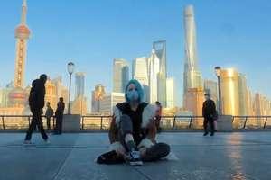 Lubawianka w Szanghaju. Jak wygląda miasto pogrążone w epidemii? [FILM]