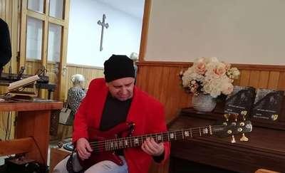 Koncert Arona Bluma w Lidzbarku Warmińskim