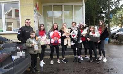 Misie Ratownisie z Kandyt pojechały do Olsztyna