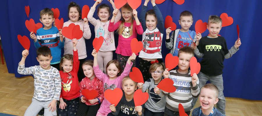 Przedszkolaki wiedzą najlepiej, czym jest dla nas miłość