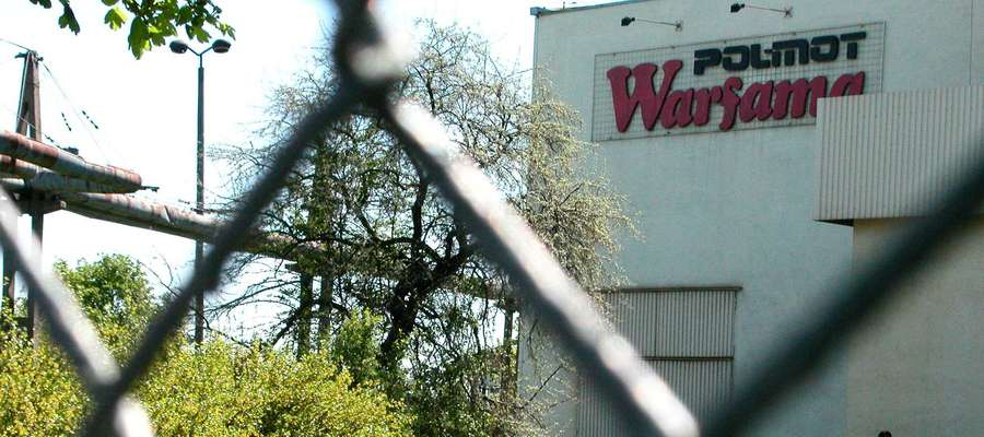 Dobre Miasto: Warfama była kiedyś bardzo znanym zakładem
