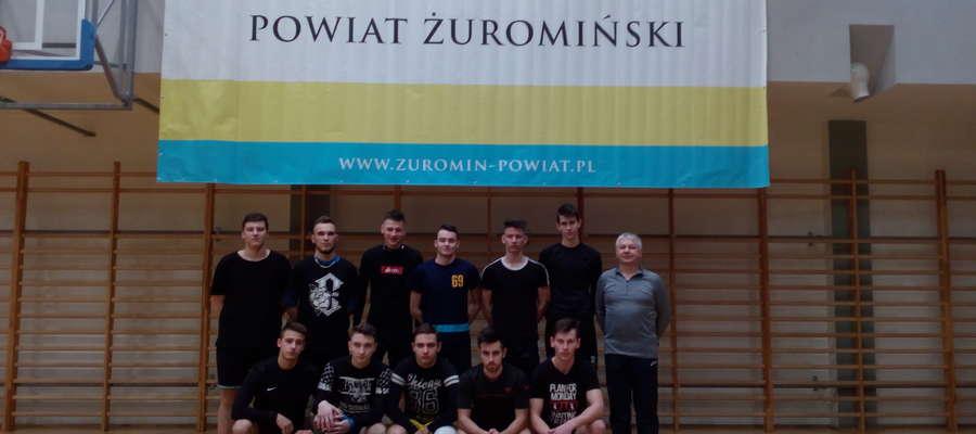 Najlepszy zespół powiatu żuromińskiego – ZSP Żuromin