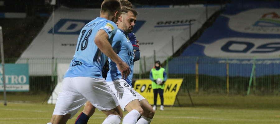 Olsztyńscy piłkarze mają za sobą udany początek rundy