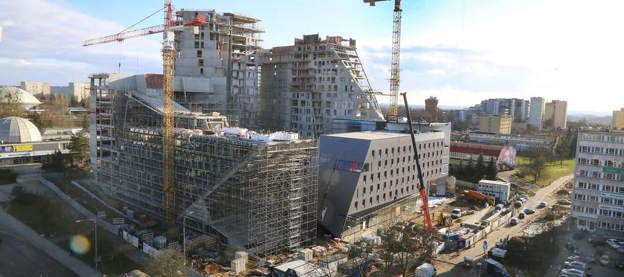 Centaurus budowa