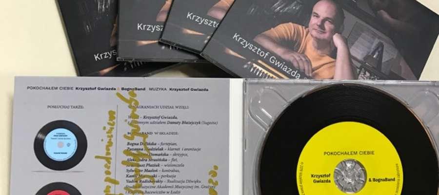 Do rozdania mamy 5 płyt z autografem Krzysztofa Gwiazdy!