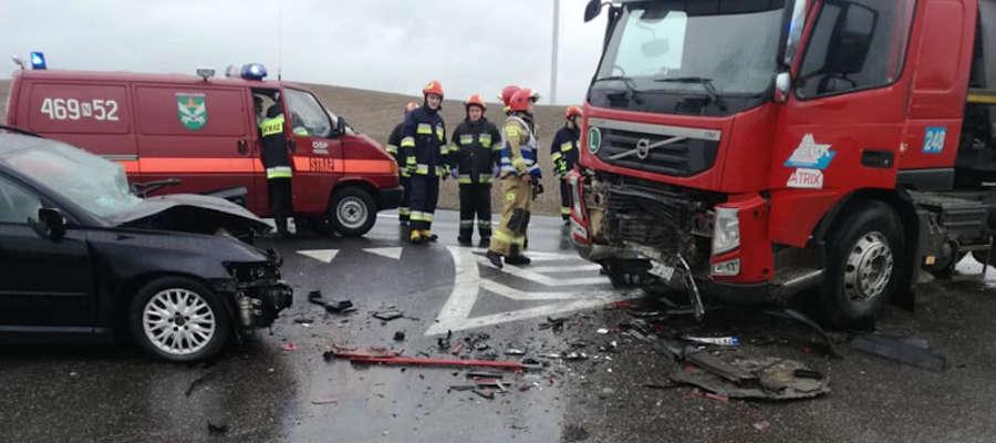 Kierowca ciężarówki stracił prawo jazdy, ale może jeszcze odpowiedzieć za spowodowanie wypadku ze skutkiem śmiertelnym