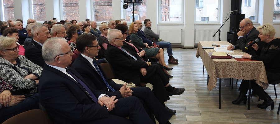 Zebrani w MCK wysłuchali sprawozdania za 2019 rok