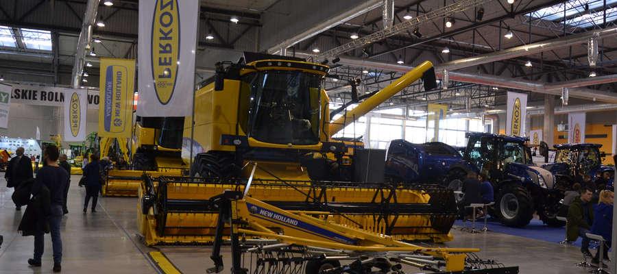 Podczas Mazurskiego Agro Show w Ostródzie prezentowało się ponad 200 wystawców