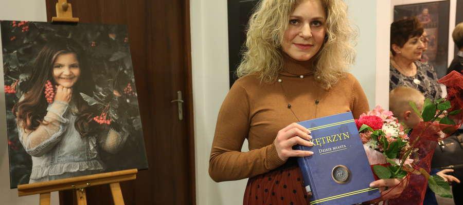 To pierwsza wystawa indywidualna Emilii Niedziałkowskiej
