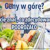 Czytelnicy: ceny żywności z kosmosu!