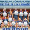 Team Cresovia Górowo Iławeckie wicemistrzem III ligi siatkarskiej