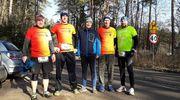 Endorifny pokazały się podczas cyklu biegowych zawodów City Trail w Olsztynie