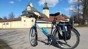 A może by tak rzucić wszystko i wybrać się rowerem z Bartoszyc do Lidzbarka Warmińskiego?
