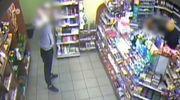 Napad na sklep. 24-latka mierząc z broni do ekspedientki, zażądała wypłacenia gotówki [VIDEO]