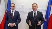 Prezydent i premier wydają oświadczenie po posiedzeniu Rządowego Zespołu Zarządzania Kryzysowego [VIDEO]