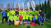 Sukces młodych piłkarzy z Warmii i Mazur