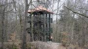 Nowa wieża widokowa w Kadynach [ZDJĘCIA]