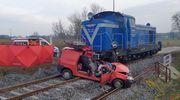 Śmiertelny wypadek na przejeździe kolejowym. Zginął 30-letni piszanin