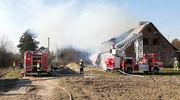 Groźny pożar w Siemianowie