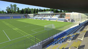 Chudszy budżet, stadion bez modernizacji