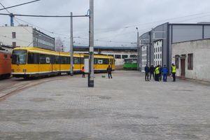 Nowa hala tramwajowa i punkt przesiadkowy gotowe