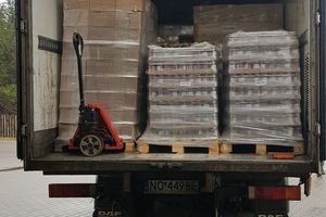 Pomoc żywnościowa w Gminie Małdyty