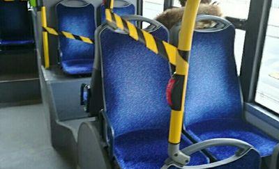 Autobusy bezpieczniejsze niż kościoły?