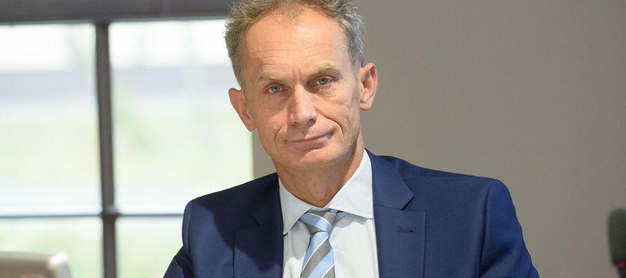 Prof. Sergiusz Nawrocki UWM