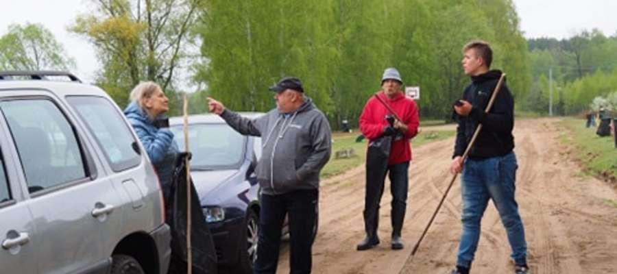 Wędkarze zapraszają na spólne sprzątanie Zalewu Ruda