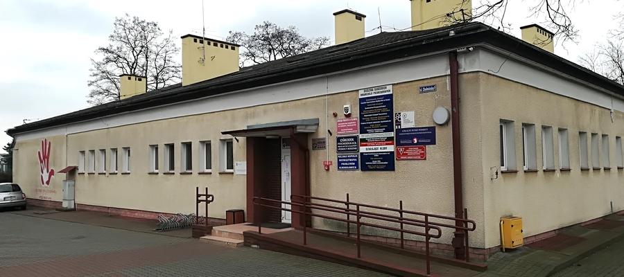 Ośrodek Psychoedukacji, Profilaktyki Uzależnień i Pomocy Rodzinie przy ul. Chełmińskiej w Iławie