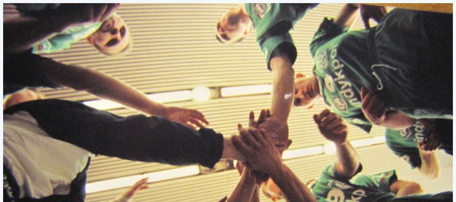 31 marca 1999 roku - ostatnie chwile przed decydującym meczem ze Skrą Bełchatów