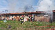 Pracowity początek tygodnia kętrzyńskich strażaków