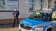 Dzielnicowy, wójt i proboszcz zaapelowali do mieszkańców Dzierzgowa