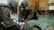 Najlepsi z najlepszych szkolą wojskowych medyków