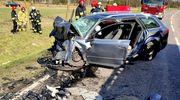 34-letni mławianin zginął w wypadku pod Szczytnem