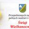Życzenia Wielkanocne od Wójta Gminy Iława Krzysztofa Harmacińskiego